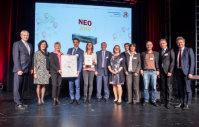 NEO Gruppenbild; Quelle: © TechnologieRegion Karlsruhe GmbH