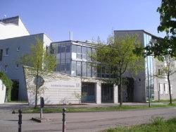 Altenhilfezentrum Karlsruhe Nordost Außenansicht; Quelle: Badischer Landesverein für Innere Mission