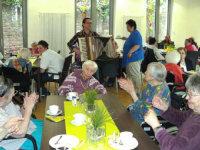 Ehrenamt im Friedensheim des Badischen Landesvereins für Innere Mission; Quelle: Badischer Landesverein für Innere Mission