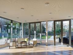 Friedensheim Gruenes Zimmer; Quelle: Badischer Landesverein für Innere Mission / stephan baumann