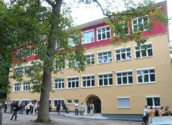 Enzbergschule; Quelle: Badischer Landesverein für Innere Mission