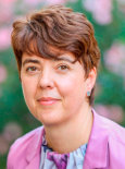 Annemarie Schuller, Gruppenleitung Buchhaltung, Badischer Landesverein für Innere Mission; Quelle: Badischer Landesverein für Innere Mission