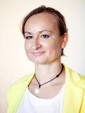 Anke Pschigoda Stellvertretende Einrichtungsleitung Haus Karlsruher Weg; Quelle: Badischer Landesverein für Innere Mission / Felix Grünschloß